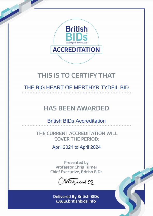 Merthyr BID