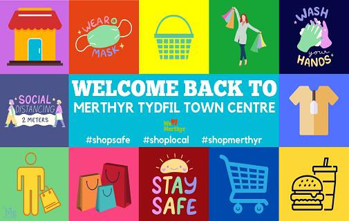 Merthyr Town Centre